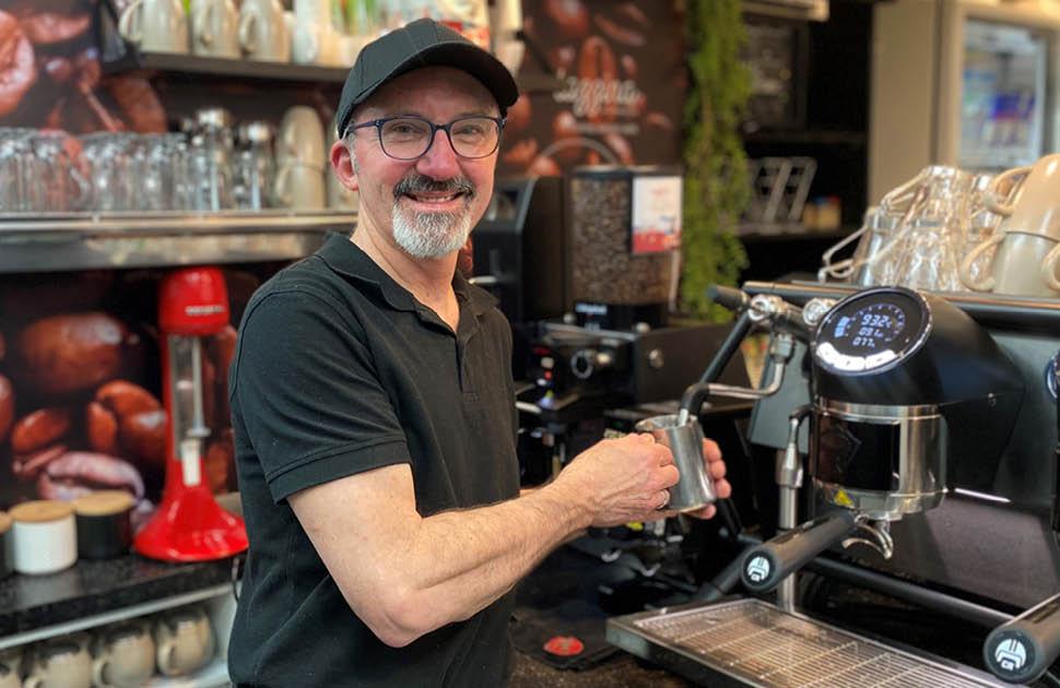 Meet John from Cafe 54