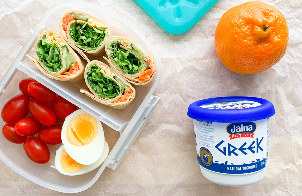 Sushi Style Wraps - With Sarah Moore
