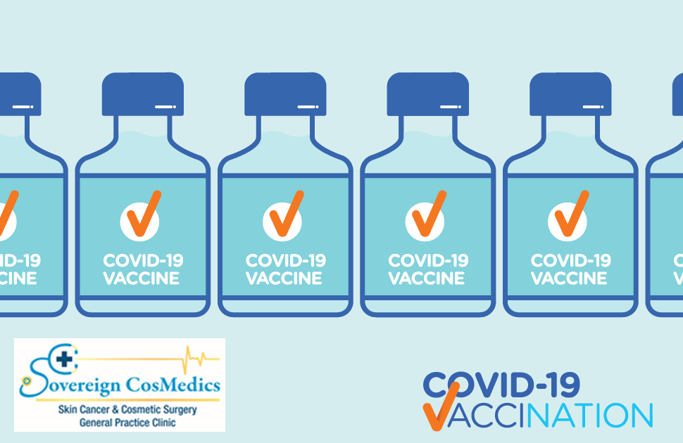 COVID-19 Vaccinations at Sovereign CosMedics Medical Practice