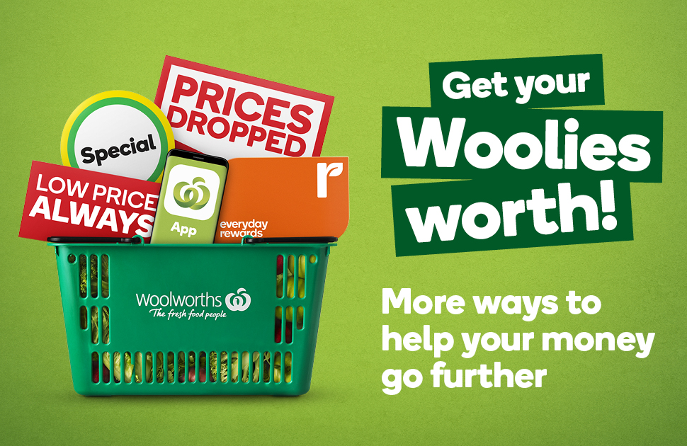 Get Your Woolies Worth