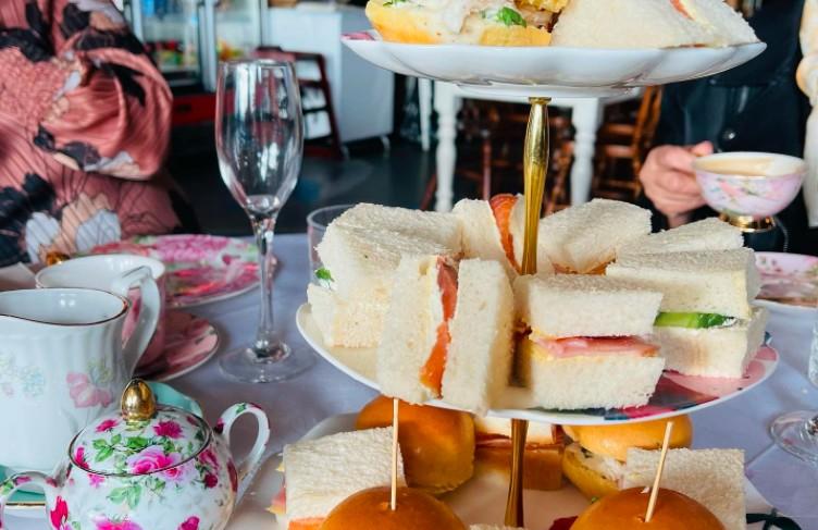 High Tea At Cafe Mambo Bar & Lounge