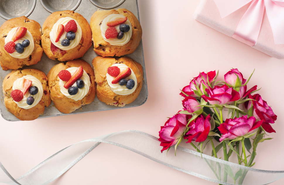 Celebrate Mother's Day with Muffin Break