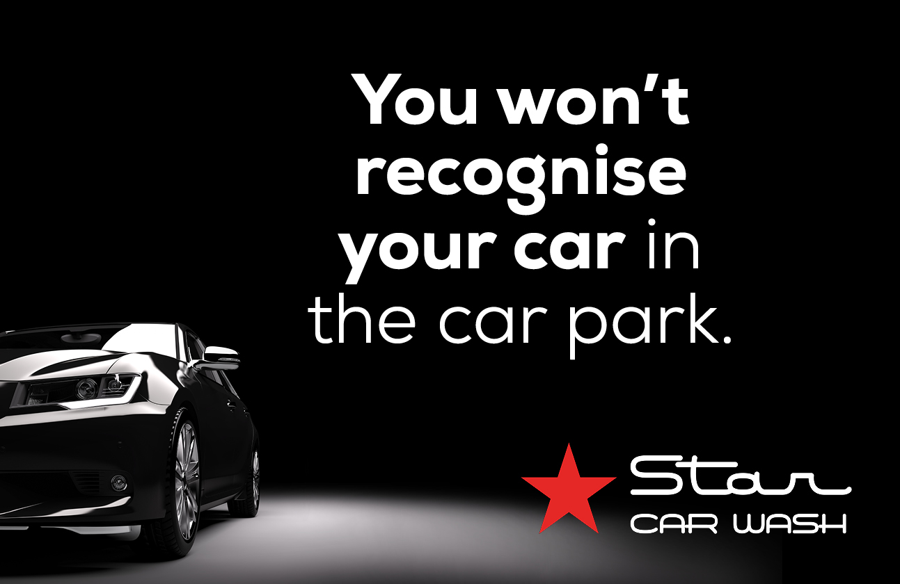 You Won't Recognise your Car at Star Car Wash