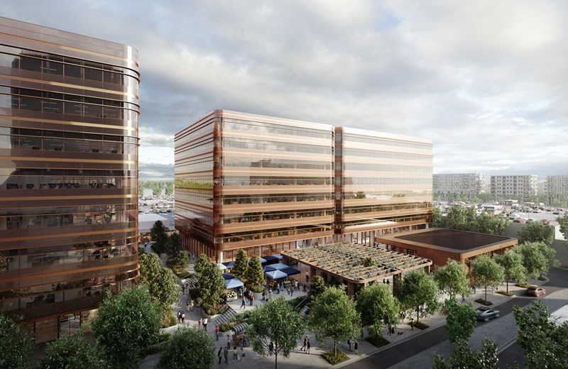 Our Vision for Bankstown Central View