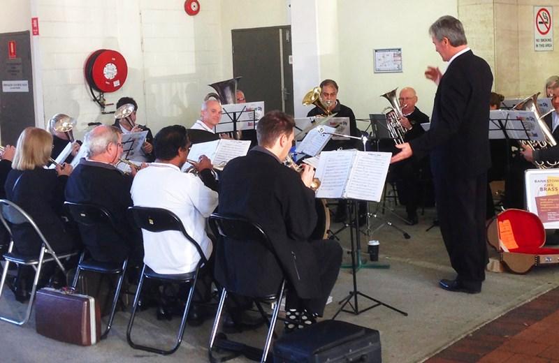 Bankstown City Brass Band