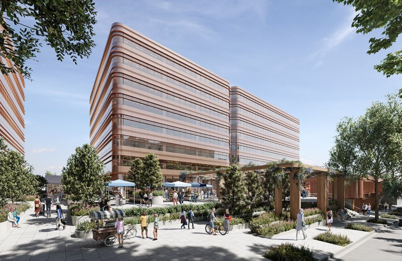 Our Vision for Bankstown Central Plaza