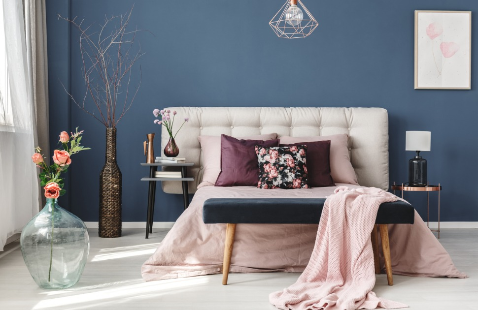 Four easy ways to inject colour into your home this Spring