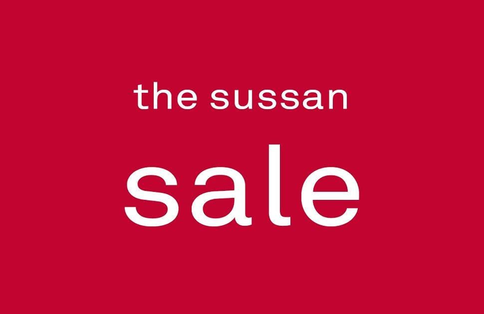 Sussan June Sale