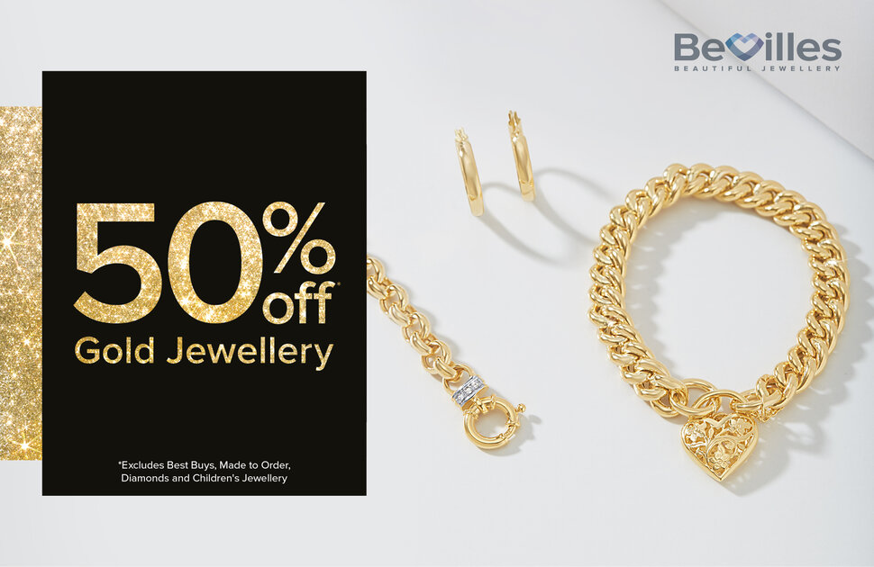 Beville's Gold Sale