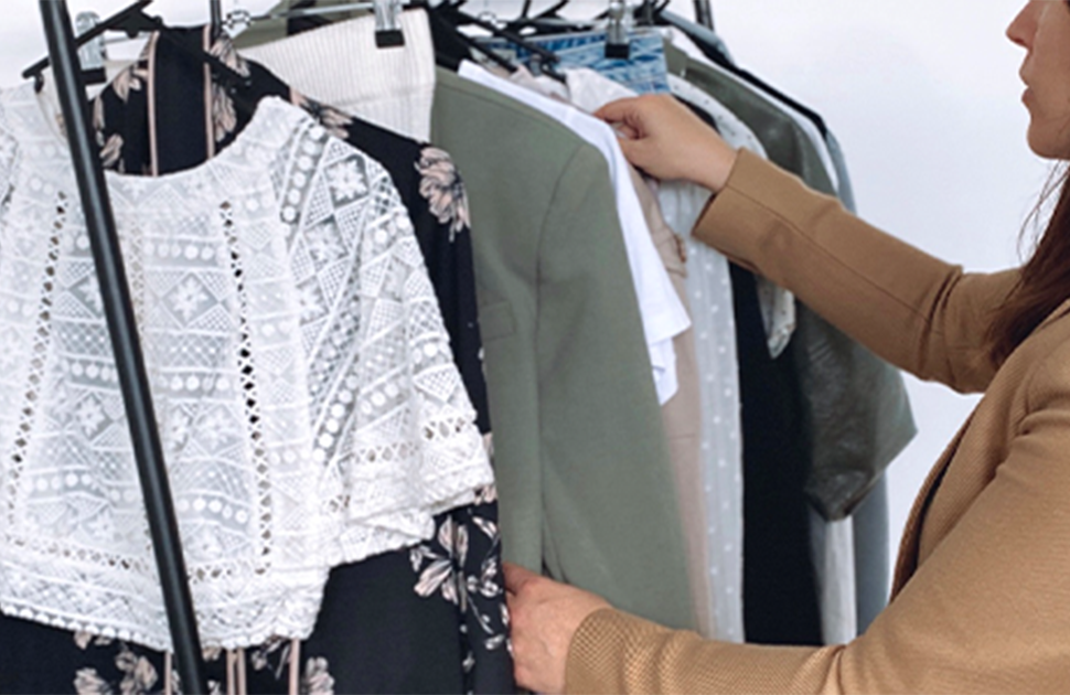 The ultimate wardrobe refresh:  Three steps to spring cleaning your wardrobe