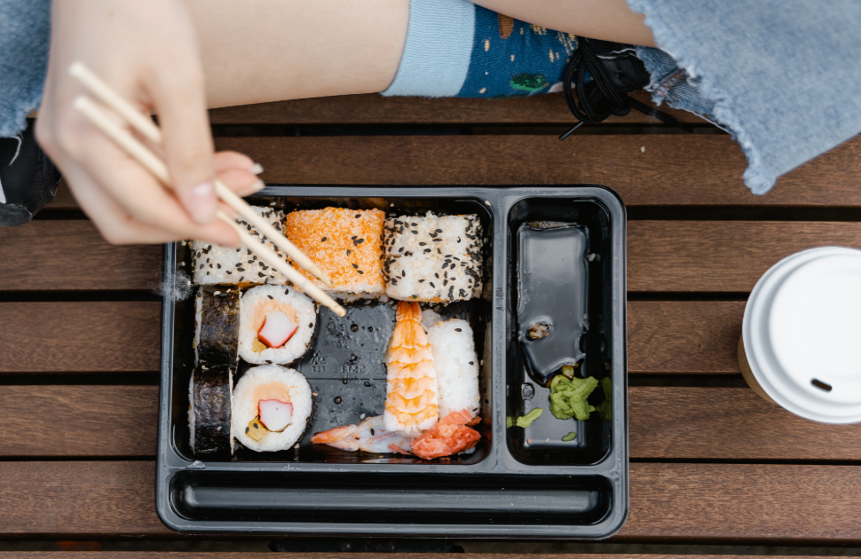 Your takeaway & delivery guide