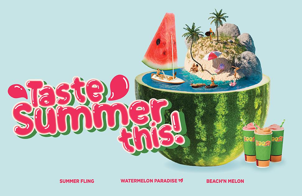 Taste Summer This!