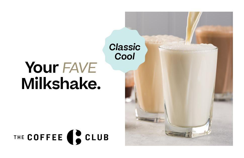 The Coffee Club's Grab & Go