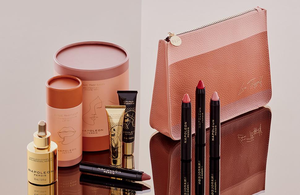 Napoleon Perdis: Complimentary Cosmetic Bag