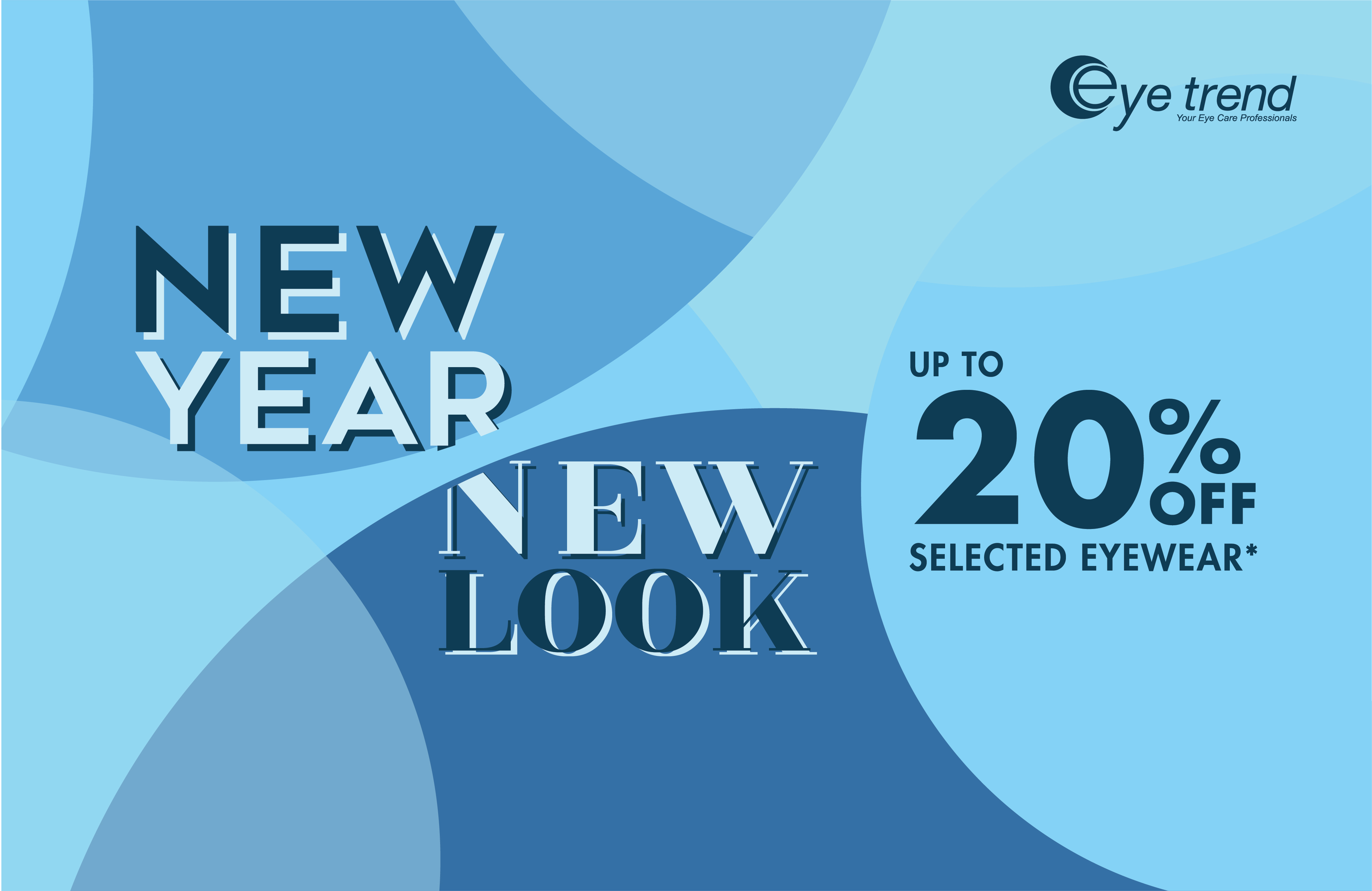 Eye Trend's New Year, New Look Sale