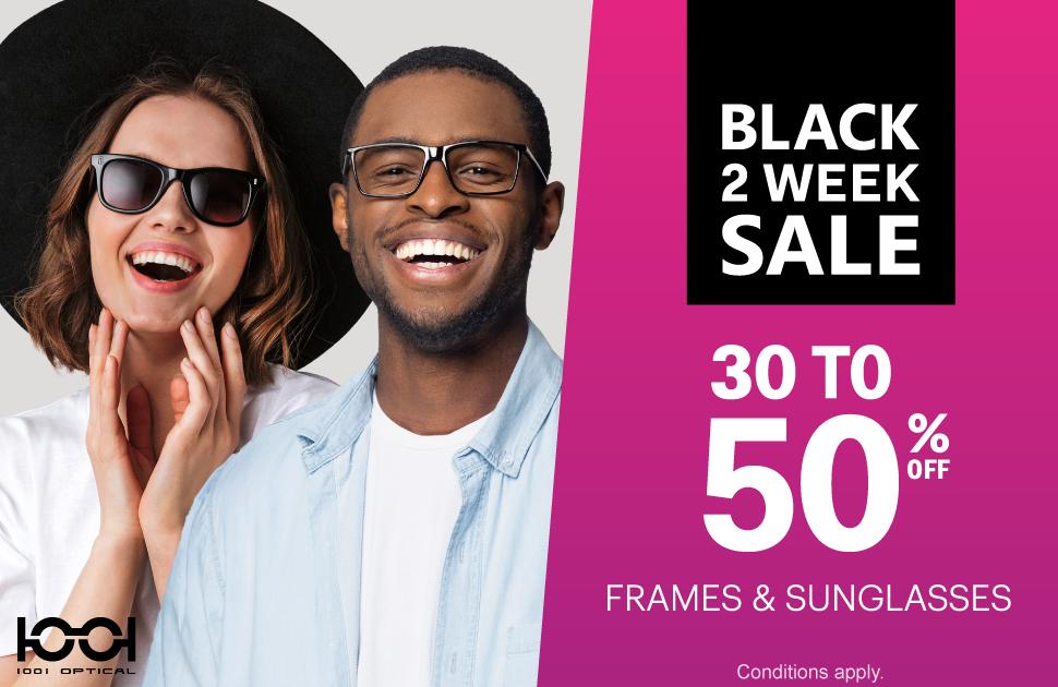 Black 2 Week Sale