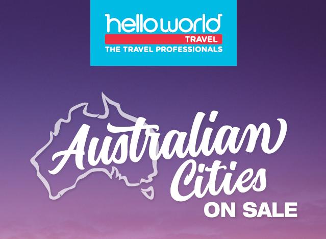 Australian Cities On Sale