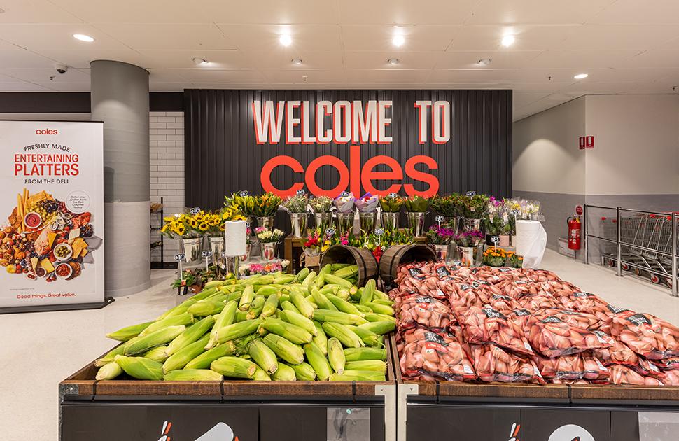 New Look Coles