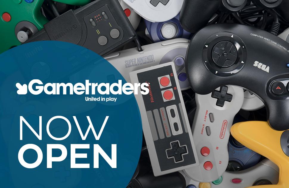 Gametraders is here!