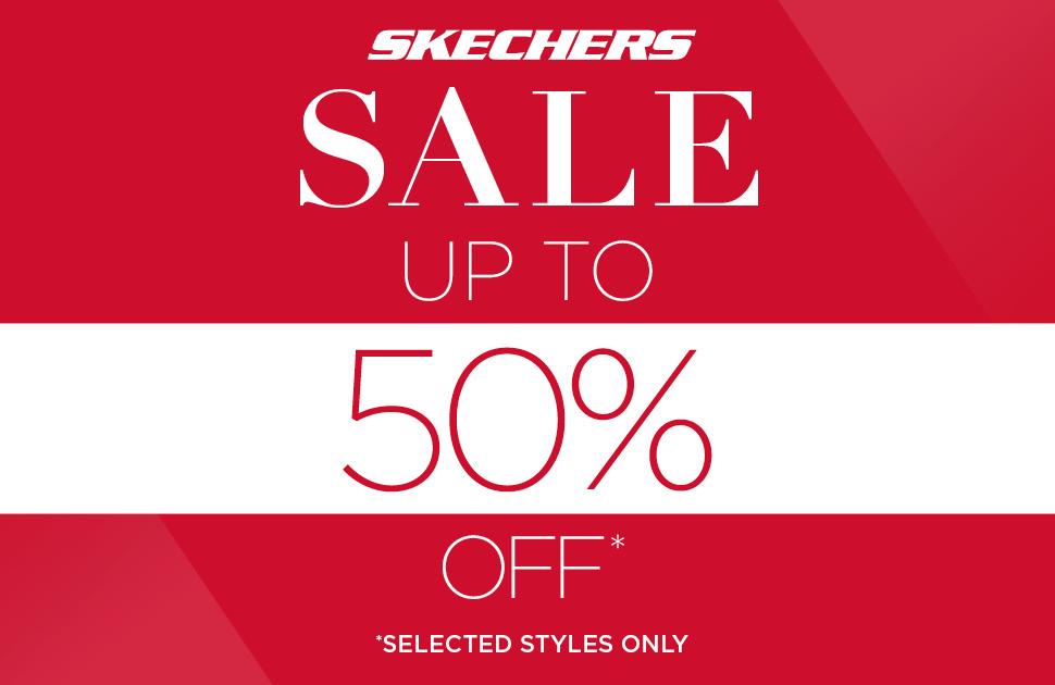 Skechers End of Season Sale