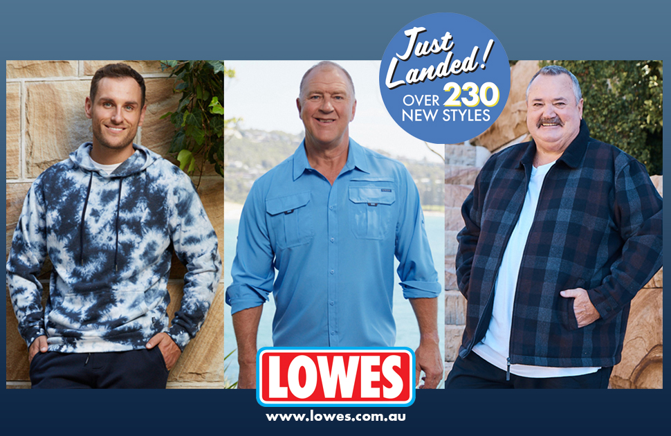 Lowes New Arrivals