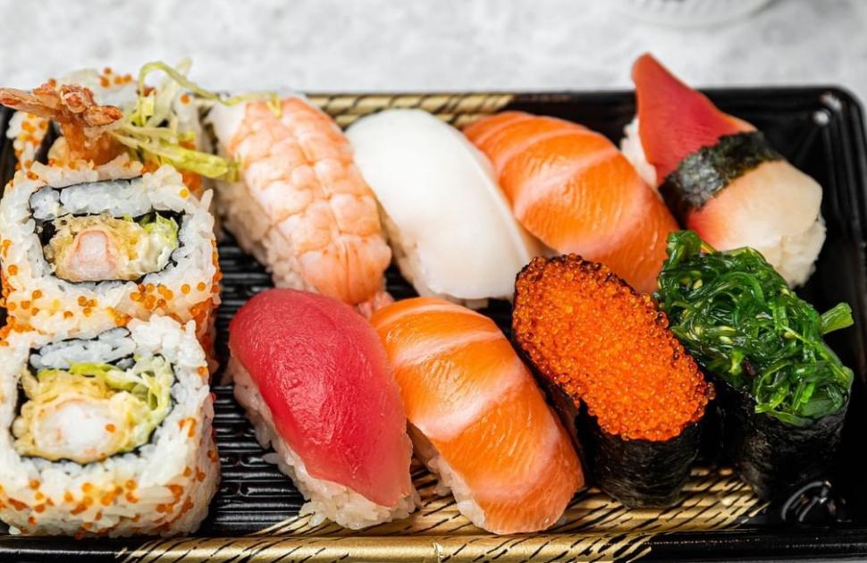 Sushi Hub is now opened!