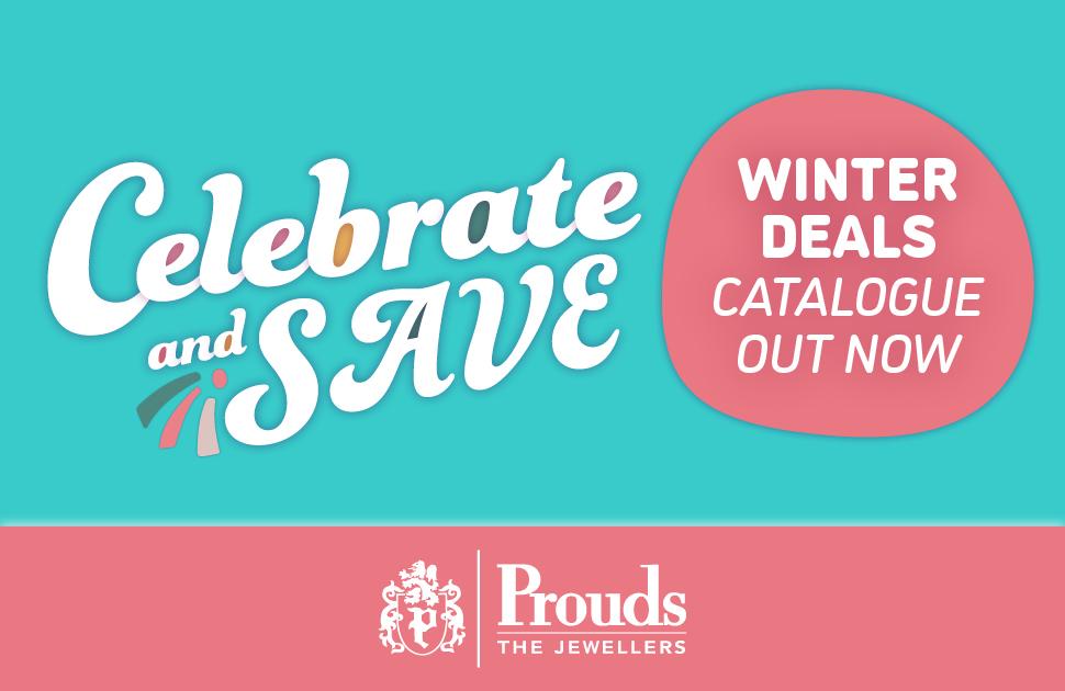 Prouds Winter Deals Catalogue