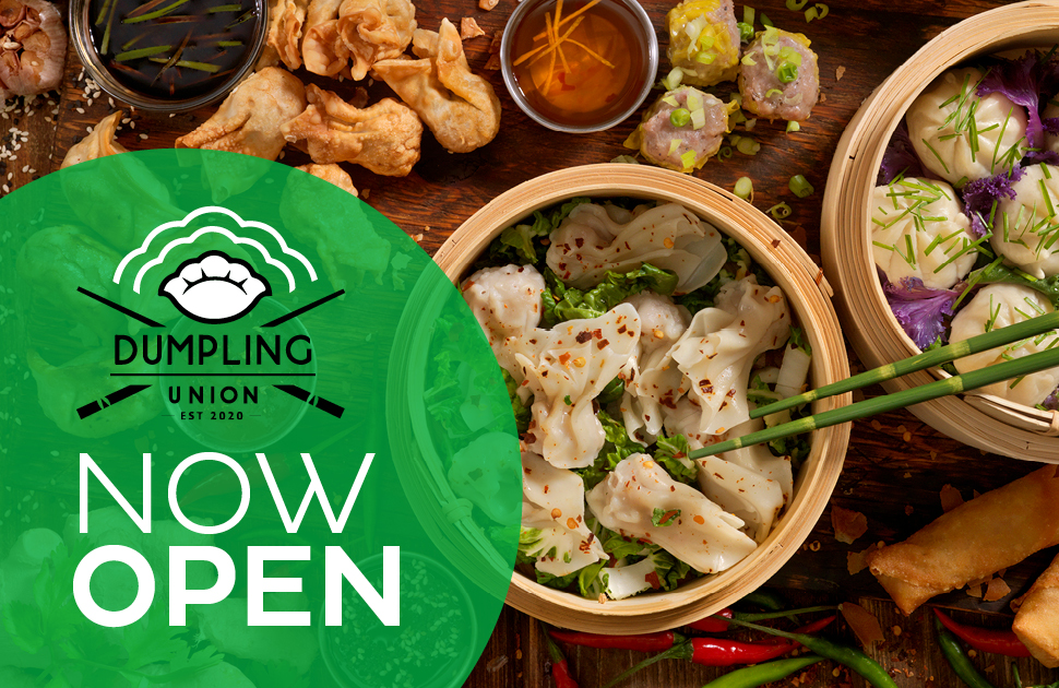 Dumpling Union Now Open