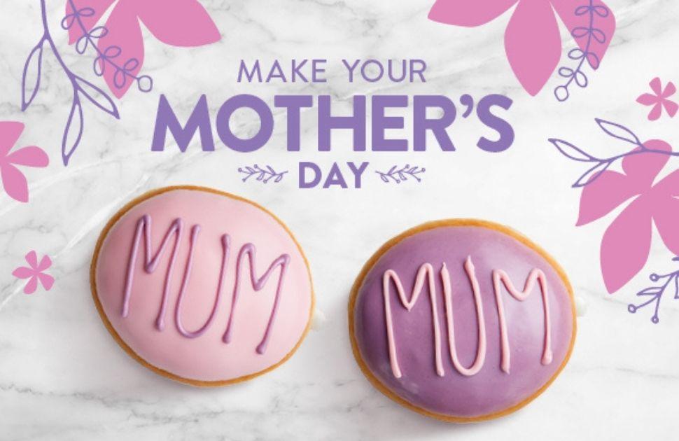 Krispy Kreme Mother's Day Range