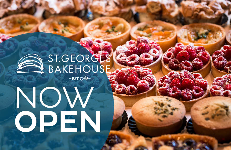 St Georges Bakehouse Now Open
