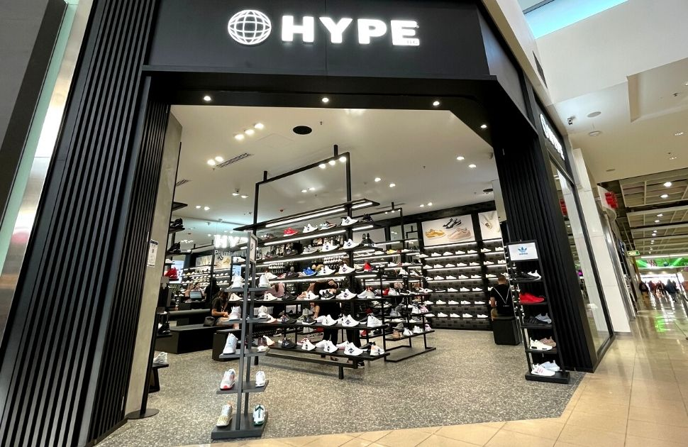 Hype DC Opening