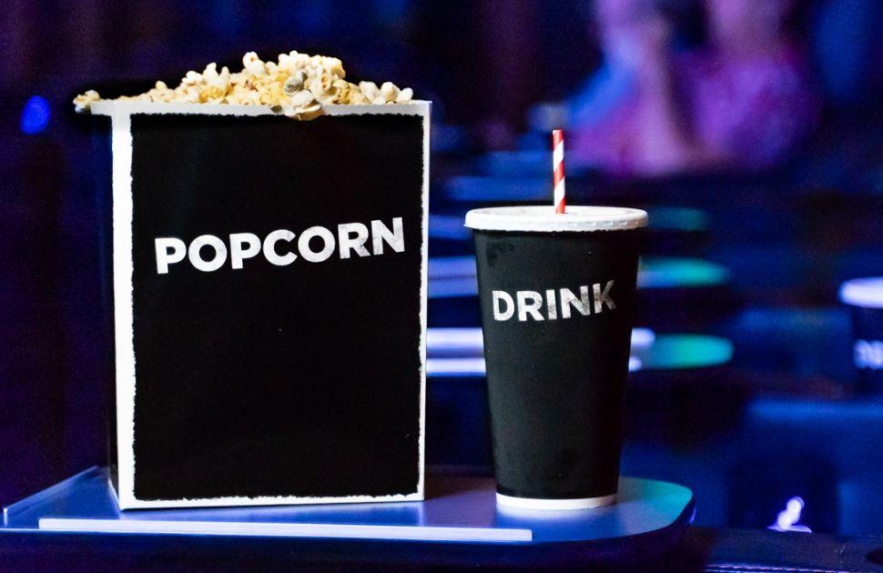 Your Popcorn Awaits at Reading Cinemas