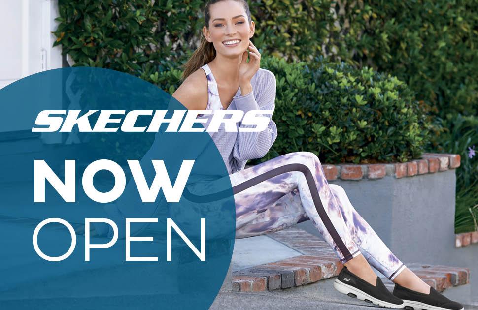 Skechers Now Open
