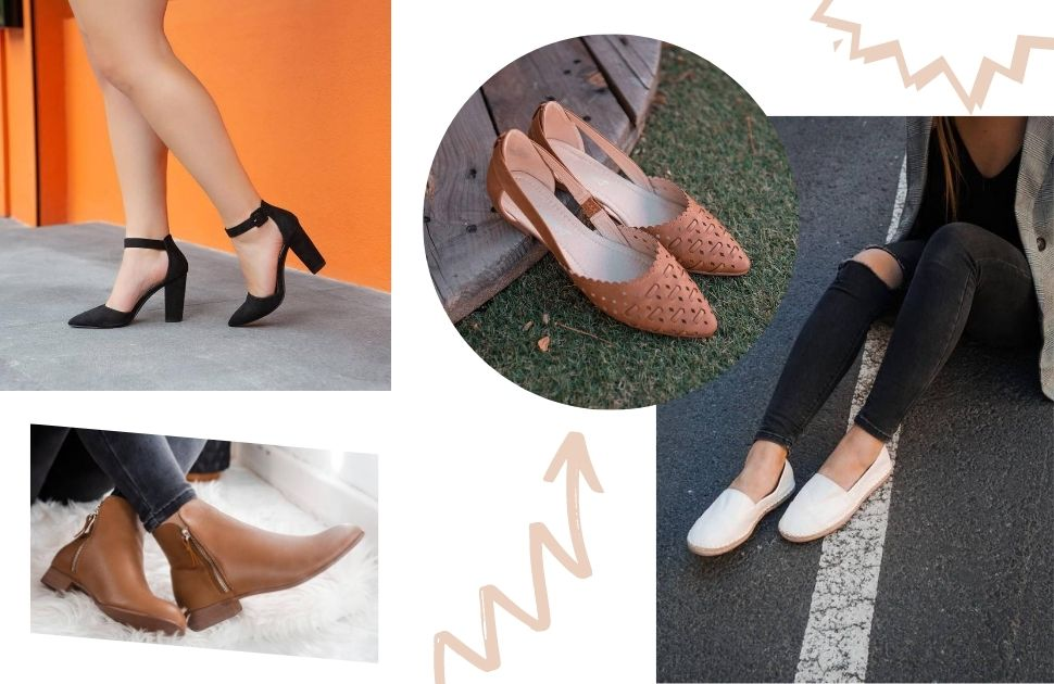 Style Edit: Work Shoes for Women With Spendless Shoes