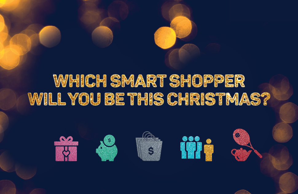 Which smart shopper will you be this Christmas?