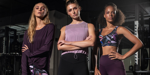 Shop for all your activewear at Galleria