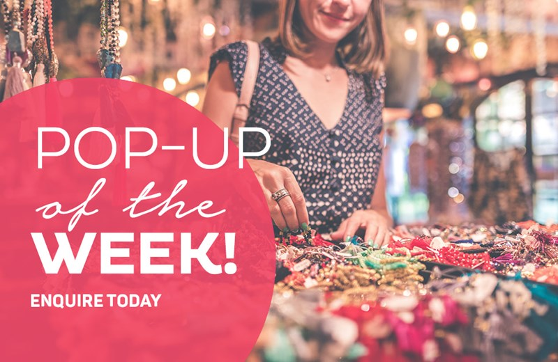Pop-up of the Week!