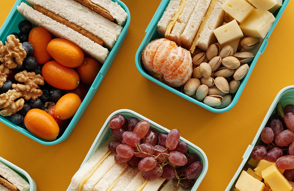 Healthy Lunchbox Ideas - Nutrition Session