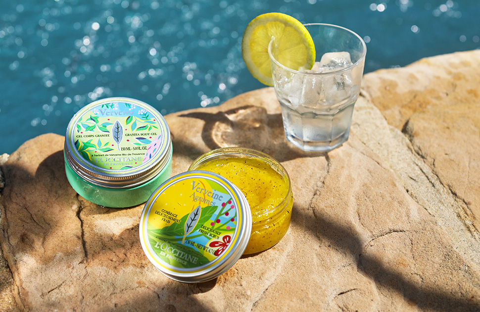 L'OCCITANE's Limited Edition Verbena Collections