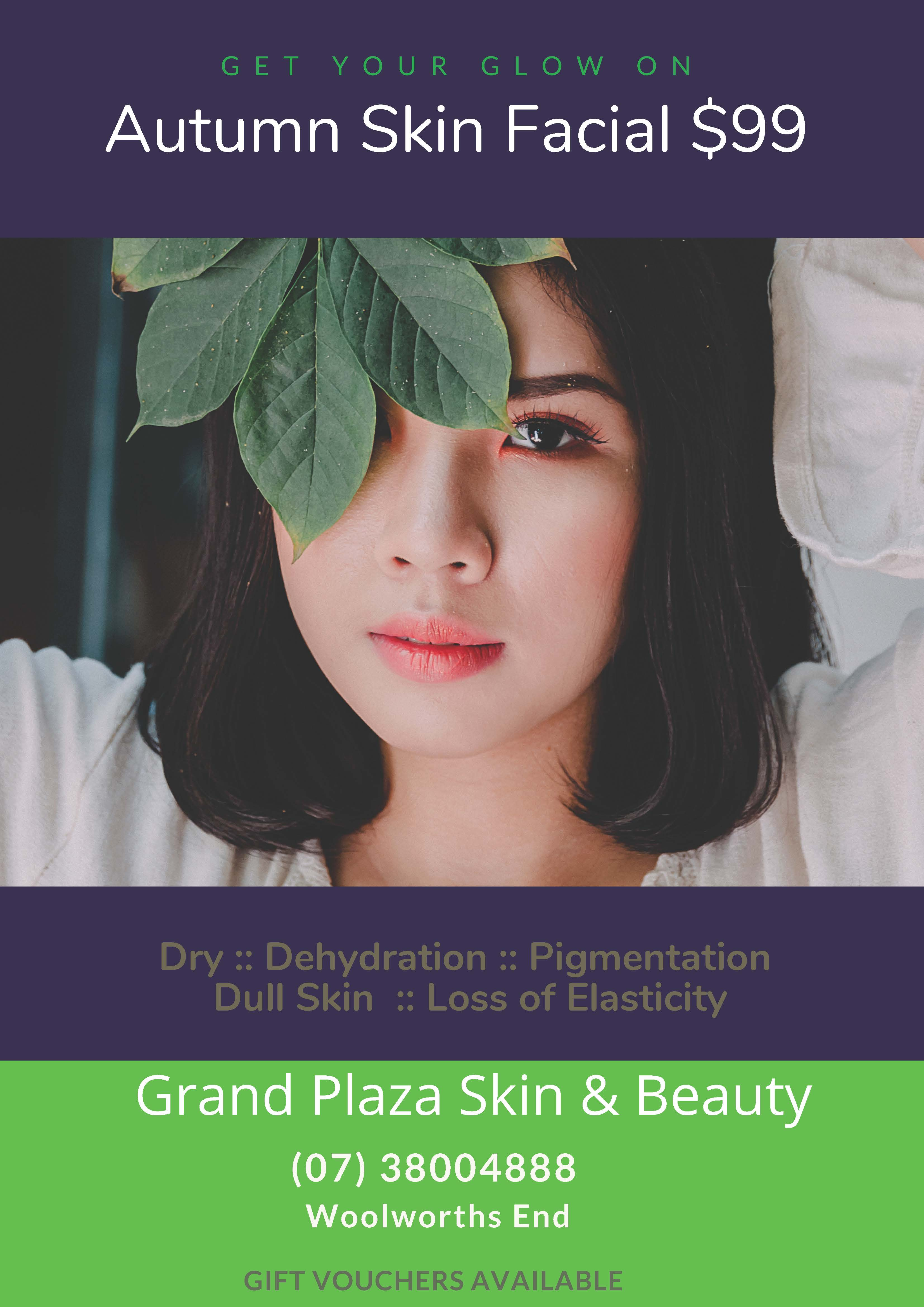 Grand Plaza Skin & Beauty Offer
