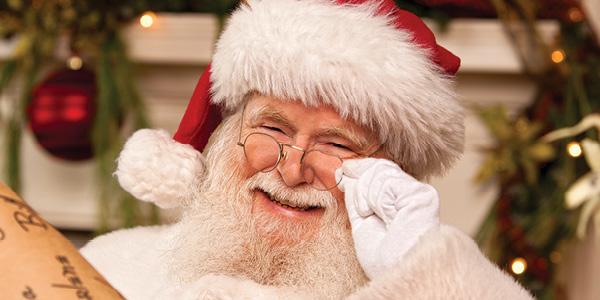 A Little Santa Joy
