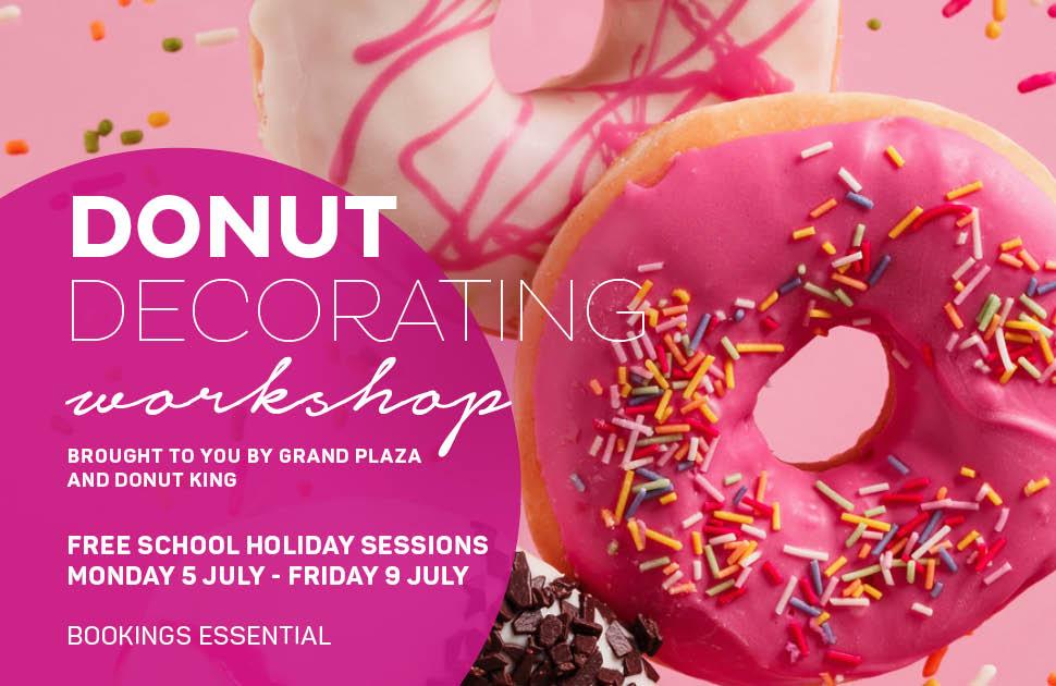 Donut Decorating