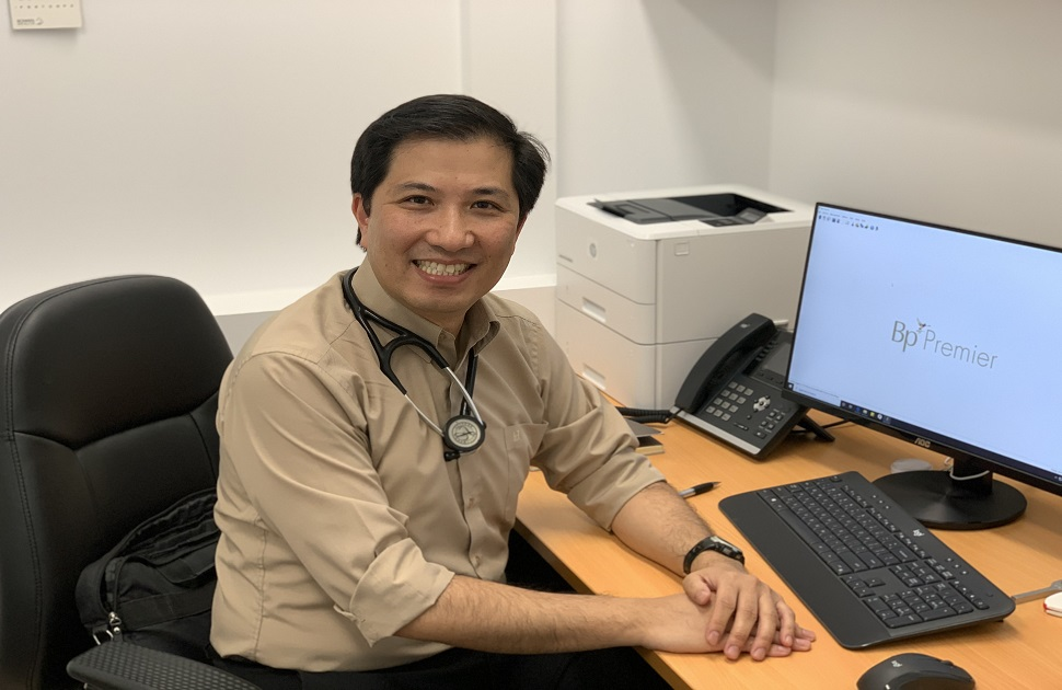 Welcome Dr Hong to Myhealth Doctors