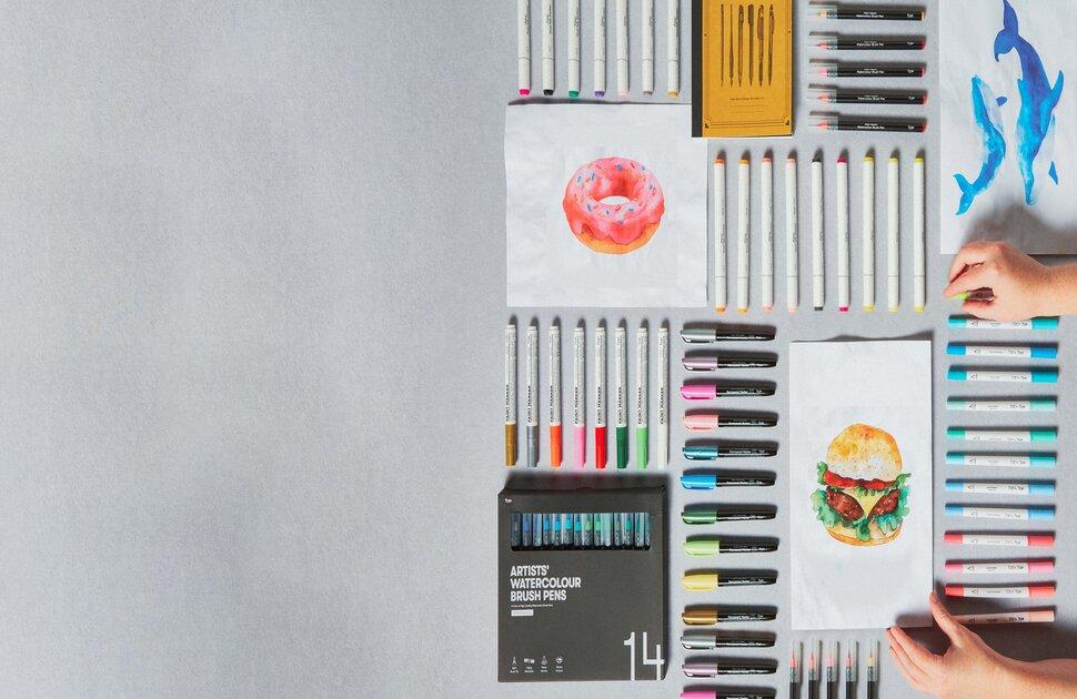 Typo's Artist Series