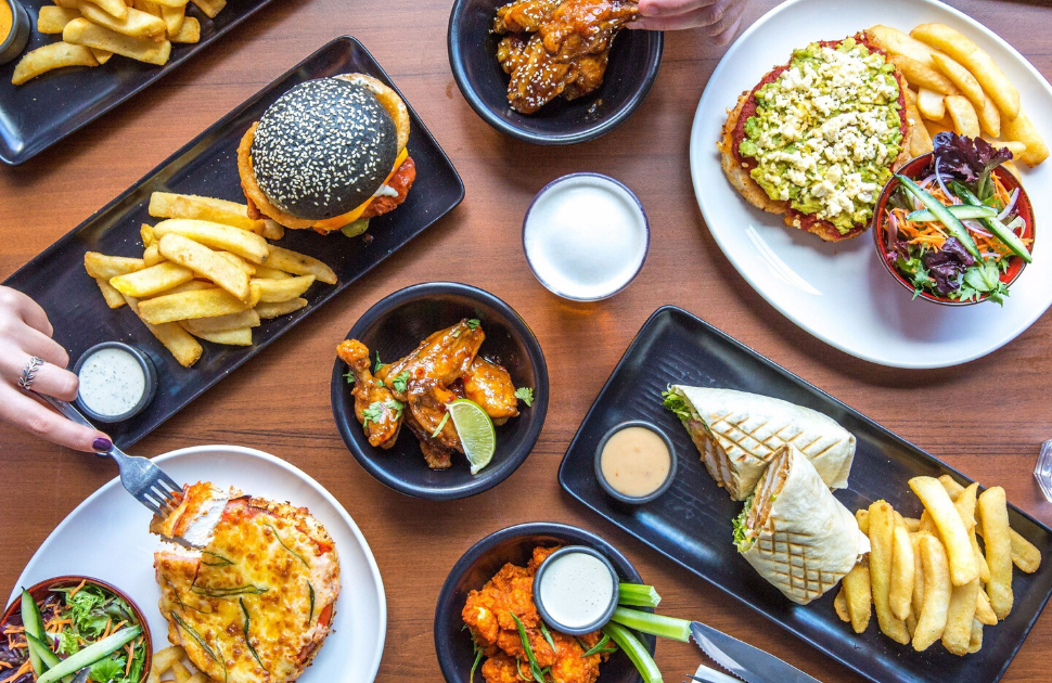 Dine-in or Takeaway at Your Favourite Foodies