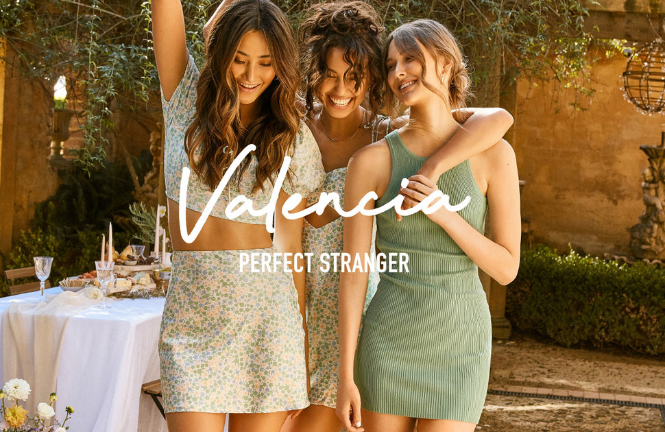 Perfect Stranger's Valencia Collection - Exclusive to Universal Store