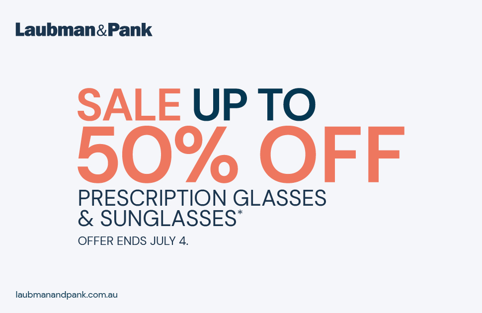 Laubman & Pank's Sale