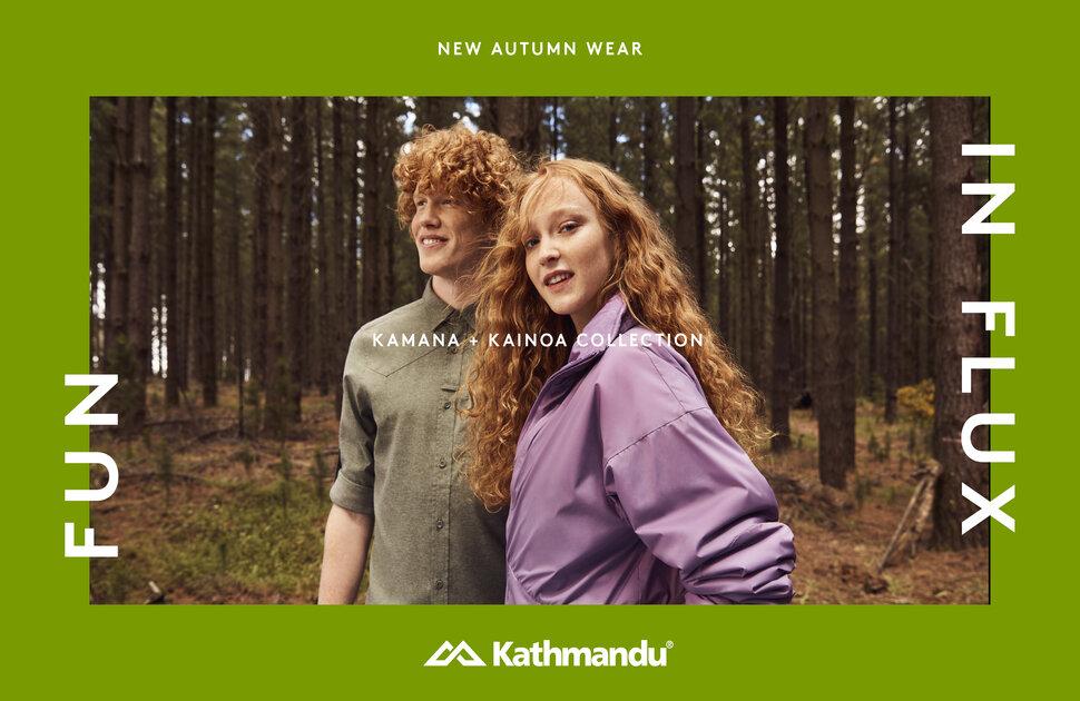 Kathmandu's New Autumn Collection