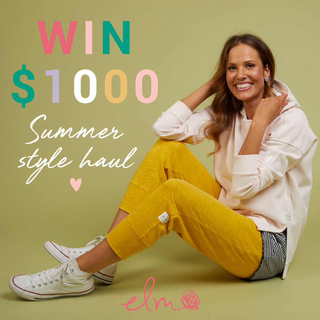 Win a Summer Style Haul From Elm Lifestyle