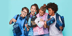 School bags and more at Smiggle